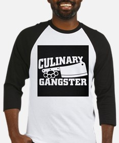 Culinary Gangster Baseball Jersey