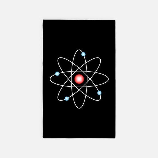 Atomic Area Rug