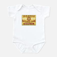 Isle Royale National Park (La Infant Bodysuit