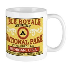 Isle Royale National Park (La Mug