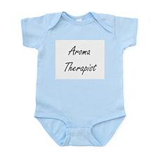 Aroma Therapist Artistic Job Design Body Suit