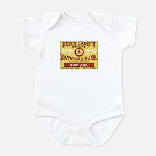 Bryce Canyon National Park Infant Bodysuit
