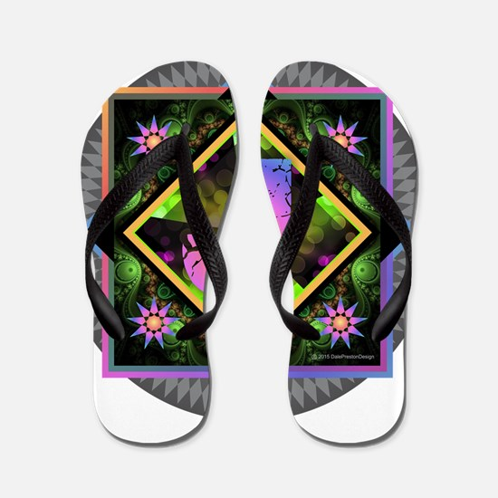 Bold Beautiful J Flip Flops