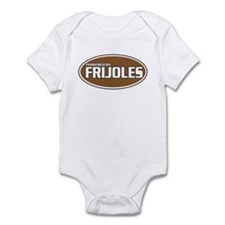 Powered By Frijoles Infant Bodysuit
