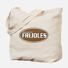 Powered By Frijoles Tote Bag