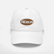 Powered By Frijoles Baseball Baseball Cap