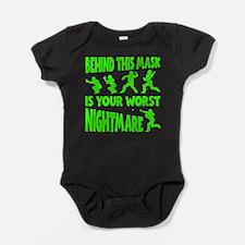 WORST NIGHTMARE Baby Bodysuit