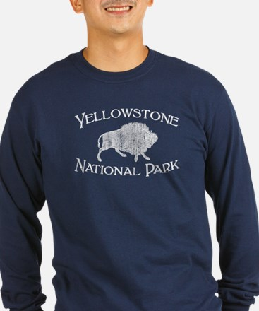 Yellowstone National Park (Bison) T