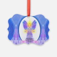 444 Angel Crystals Ornament