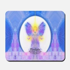 444 Angel Crystals Mousepad