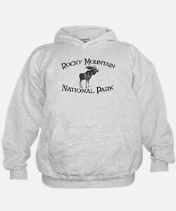 Rocky Mountain National Park (Moose) Hoodie