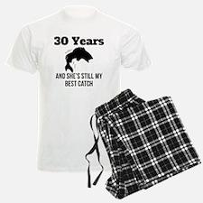 30 Years Best Catch Pajamas