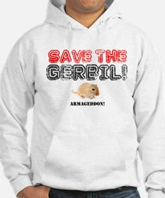 SAVE THE GERBIL - ARMAGEDDON! Jumper Hoody
