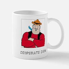 DESPERATE DAN! Mugs