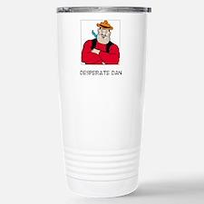 DESPERATE DAN! Travel Mug