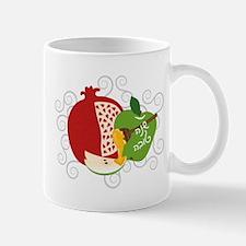 Shana Tova Holiday Design Mugs