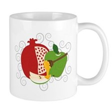 Shana Tova Holiday Design Mugs