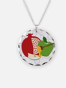 Shana Tova Holiday Design Necklace