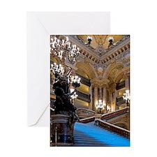 Stunning! Paris Opera Greeting Cards