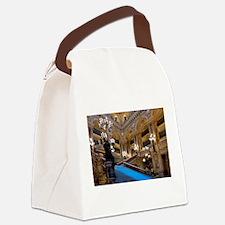 Stunning! Paris Opera Canvas Lunch Bag