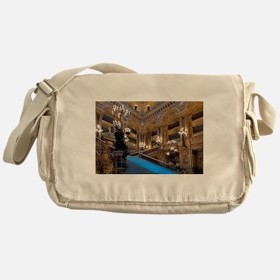 Stunning! Paris Opera Messenger Bag