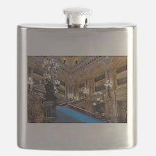 Stunning! Paris Opera Flask