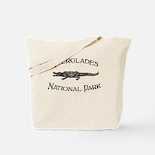 Everglades National Park (Crocodile) Tote Bag