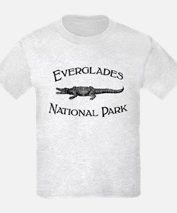 Everglades National Park (Crocodile) T-Shirt