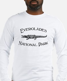 Everglades National Park (Crocodile) Long Sleeve T