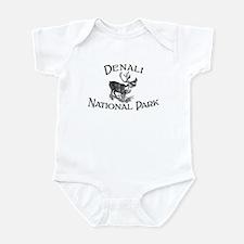 Denali National Park (Caribou) Infant Bodysuit