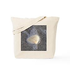 Bubbles & Shell Tote Bag