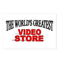 """The World's Greatest Video Store"" Postcards (Pack"