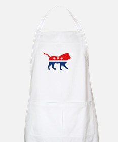 Political Lion Apron
