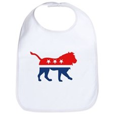 Political Lion Bib