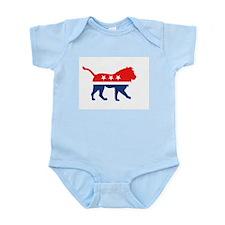 Political Lion Body Suit