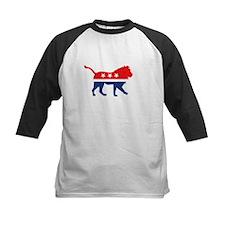 Political Lion Baseball Jersey