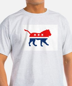Political Lion T-Shirt