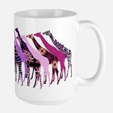 Lots of Giraffes Design 2 Mugs