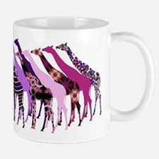 Lots of Giraffes Design 2 Mugs