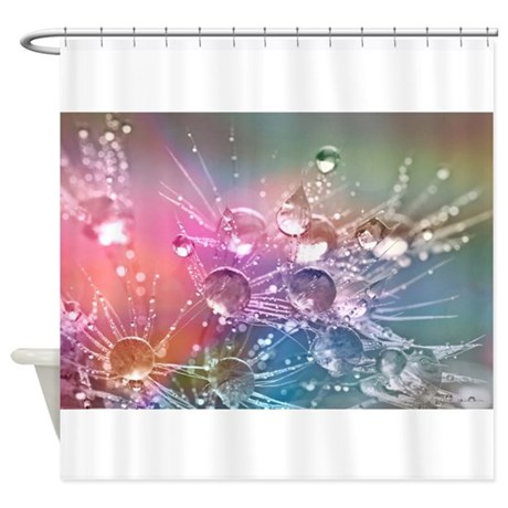 dandelion shower curtain by admin cp110735610