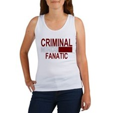 Criminal Minds Fanatic Women's Tank Top