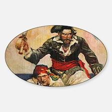 Blackbeard the Buccanneer Decal