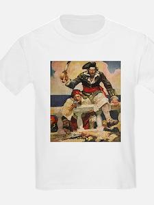 Blackbeard the Buccanneer T-Shirt