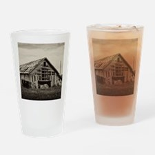 Family Barn Drinking Glass