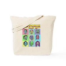 Zombie Pop Tote Bag