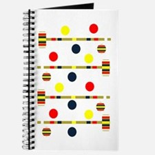 Croquet Pattern Journal