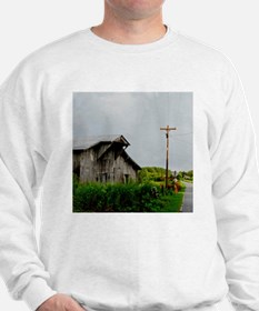 Funny Art farms or barns Sweatshirt