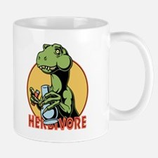 T-Rex Herbivore Mug