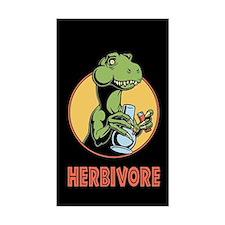 T-Rex Herbivore Decal