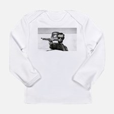 Bad A** Abe Long Sleeve T-Shirt